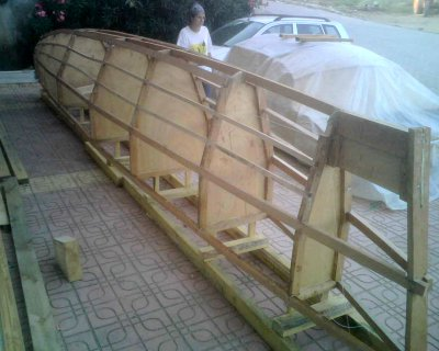Catamaran building plans free building a plywood fishing boat Richard woods designs