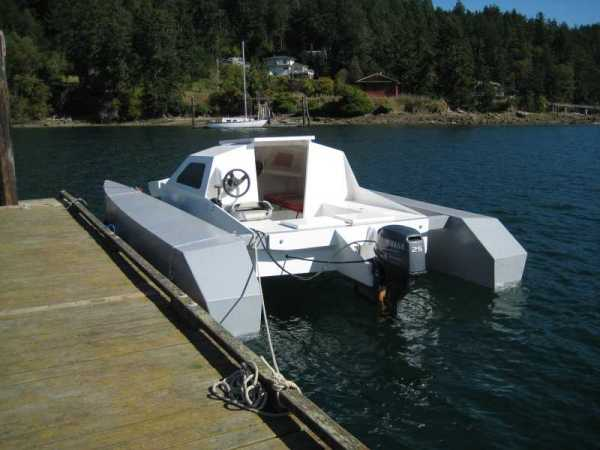PNW Inside Passage - small full displacement power cruiser